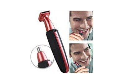 Electronic Washable Nose Ear Hair Facial Trimmer