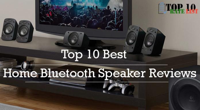 top 10 best home bluetooth speaker reviews
