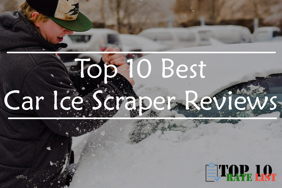 Top-10-Best-Car-Ice-Scraper-Reviews