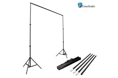 LimoStudio-Photo-Video-Studio-Backdrop-Support-System-Stand
